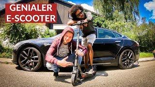 Fahrspaß Pur - Scooter SXT Light Plus Elektroroller im Test