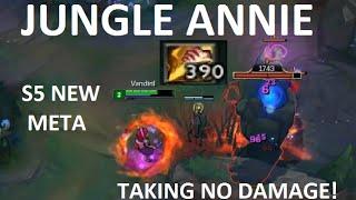 Jungle Annie Guide!! (S5 RIP)