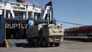 Latvia: Canadian military vehicle deployment strengthens NATO presence in Latvia