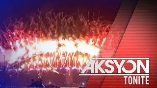 Iba't ibang bansa, sinalubong ang bagong taon sa engrandeng fireworks