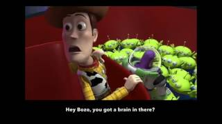 Learn/Practice English with MOVIES (Lesson #13) Title: Toy Story
