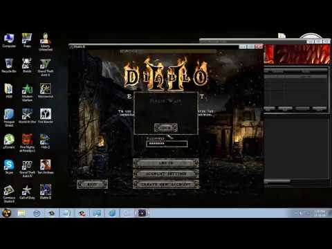 Diablo 2 - Etal Bot 1 14d + Version Hack Install [EASY]