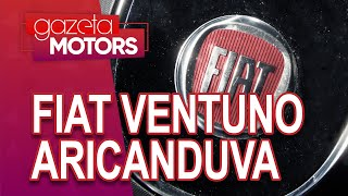 GAZETA MOTORS - FIAT VENTUNO ARICANDUVA