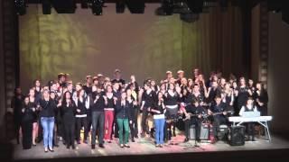 MVĢ Žetonvakars 2013. The Sound Poets - Kalniem Pāri