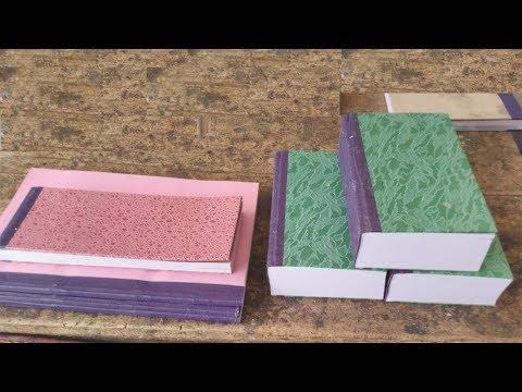 Bindings | Bank Challan Bindings | Small Binding | Book Binding