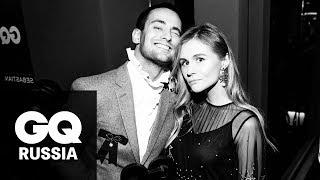 Самые стильные пары года на вечеринке «GQ 25 стильных пар»