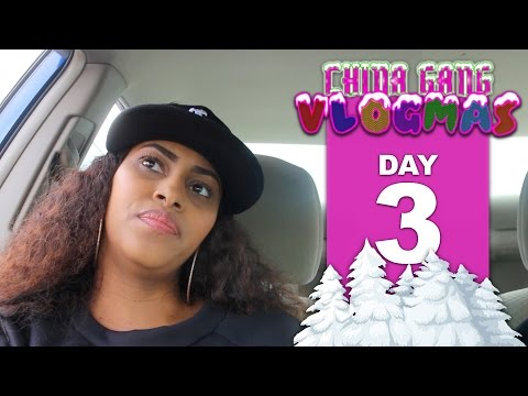 BABY SHOWER DRAMA WITH FRIENDS UPDATE 🙄| VLOGMAS 2016 EPISODE 3 | CHINACANDYCOUTURE