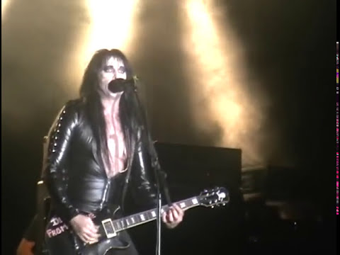 W.A.S.P.-Mercy (Live In Kavarna Rock Fest 06.09.2006) mp3