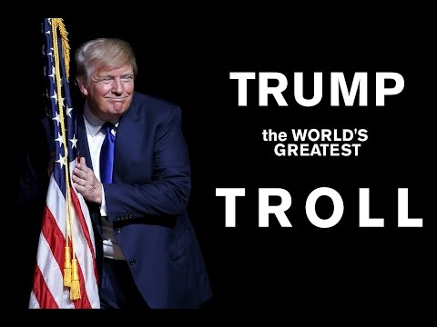 The World's Greatest Troll: the Humor of Donald Trump