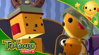 Rolie Polie Olie : Space Hero Compilation !   Funny Cartoons for Kids by Treehouse Direct