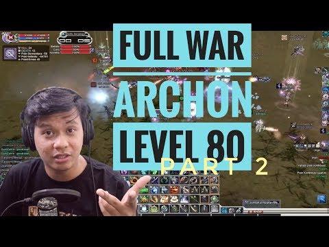 ARCHON LEVEL 80 KOALA - DISERANG 2 BANGSA | RF ONLINE