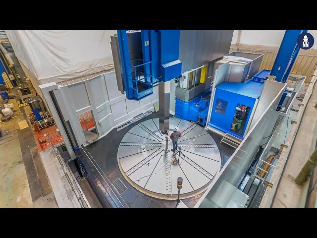 Naval Group's Propulsion Systems: Machine Tools