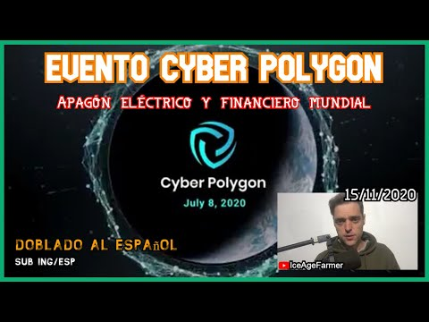 EVENTO CYBER POLYGON 2020 - Ice Age Farmer - DOB ESP - SUB ING