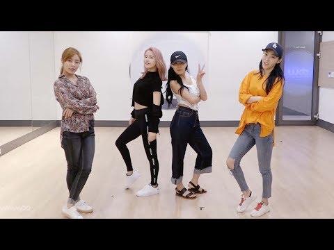 MAMAMOO(마마무) 'Yes I Am' Dance Practice Release…사복 안무로 '큐티허세' (나로 말할 것 같으면, 솔라, 문별, 휘인, 화사)
