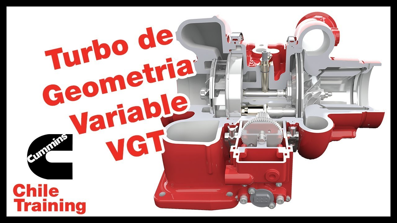 Turbos de Geometría Variable VGT - CCT EP8
