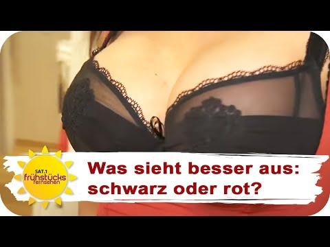 SEXY DESSOUS für Silvester   SAT.1 Frühstücksfernsehen