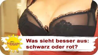 SEXY DESSOUS für Silvester | SAT.1 Frühstücksfernsehen