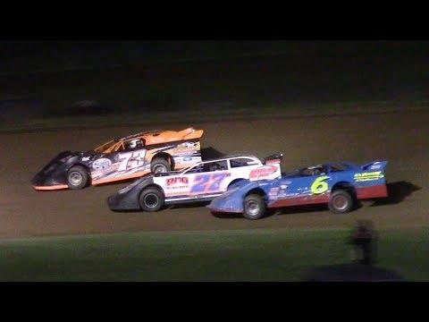 RUSH Crate Late Model Heat Three | McKean County Raceway | 6-20-17