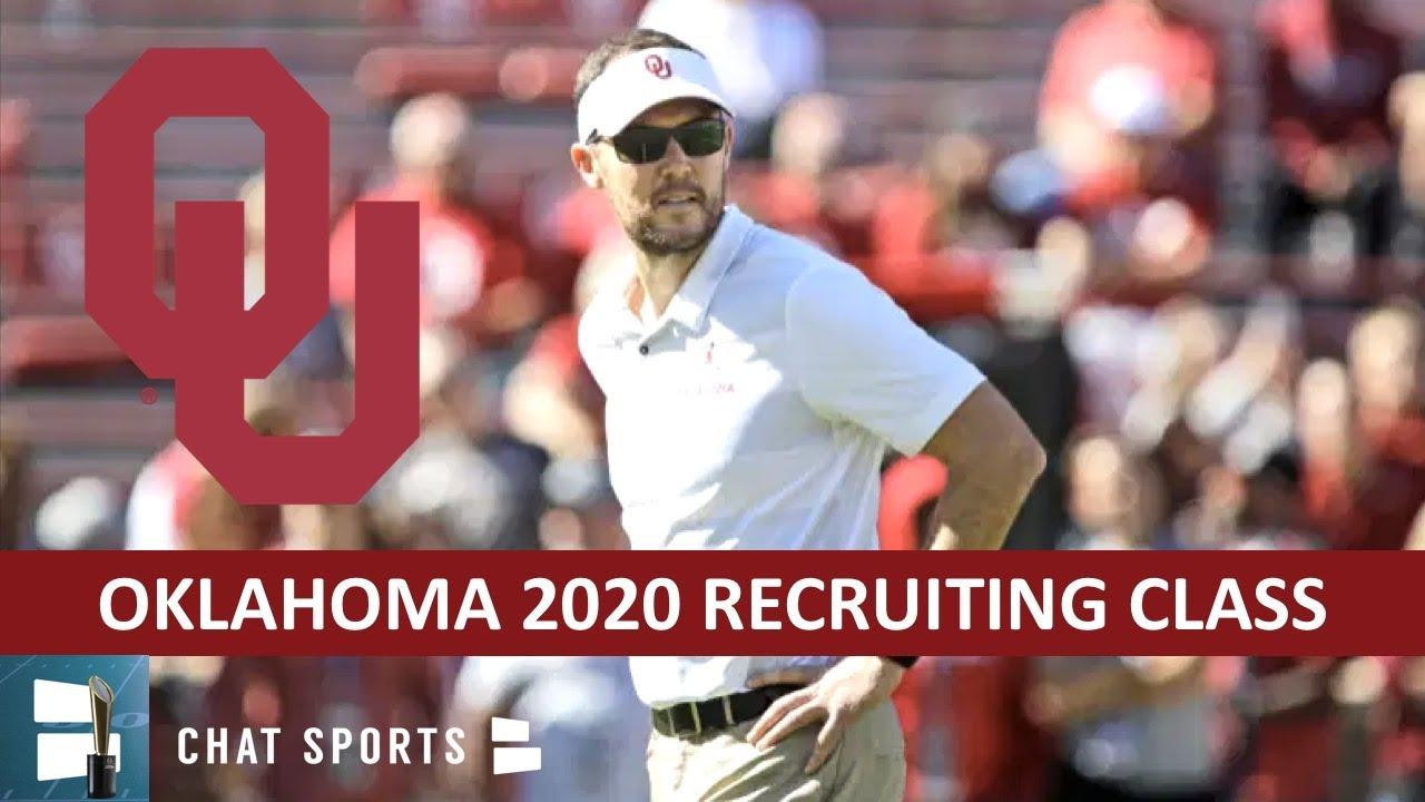 Oklahoma Football Recruiting: Lincoln Riley's Top 10 2020 Recruiting Class Ft. Reggie Grimes