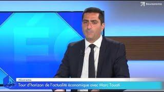 """""""Je suis inquiet car toutes les bulles risquent d'éclater en même temps !"""" Marc Touati"""