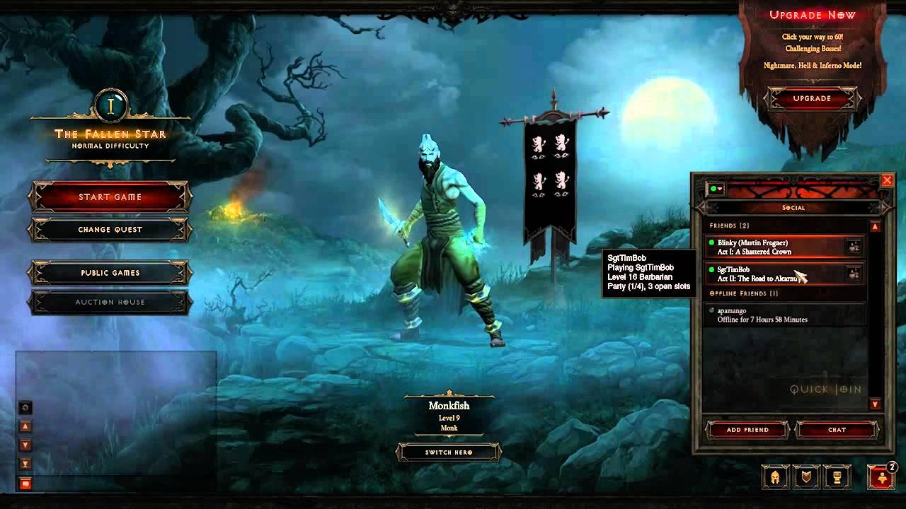 Diablo 3 starter edition and guest passes explained diabloii. Net.