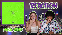 Young Thug - The London ft. J. Cole & Travis Scott Official Music Video REACTION/REVIEW