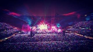 Coldplay en Perú - Paradise REMIX FULL - Live Lima 2016