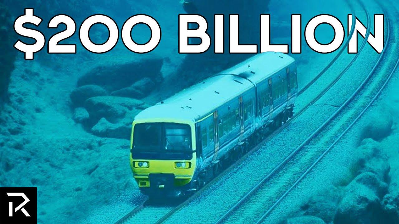Download China's $200 Billion Underwater Train To The US