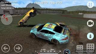 Three Collections of Crashes - Demolition Derby 2 Circuit