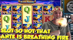 BIG WIN!!!! Flame dance - Casino Games - bonus round (Casino Slots)