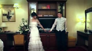 свадебный номер для молодоженов в SPA отеле Брайтон. Москва