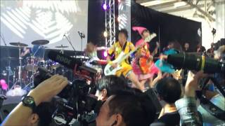 Opening song from their setlist at JPOP Summit 2015. Only recorded ...