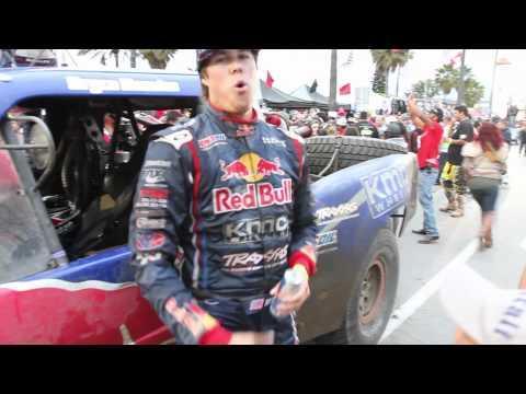 2012 SCORE Baja 500 Winner Bryce Menzies