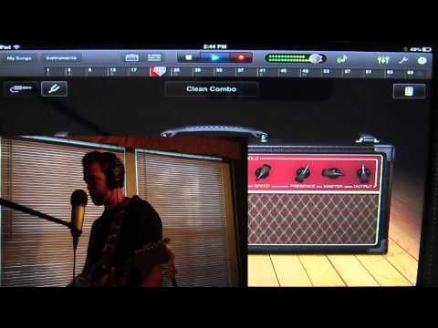 Garage Band Mobile Tutorial 11 Guitar Amp