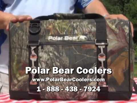 Thumbnail image for 'Illinois Outdoors TV Reviews Polar Bear Coolers'