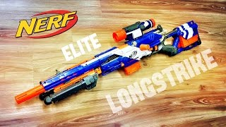 [COMMUNITY] Nerf Elite Longstrike | Nerf Sniper Rifle / DMR Configuration by Darryl C.
