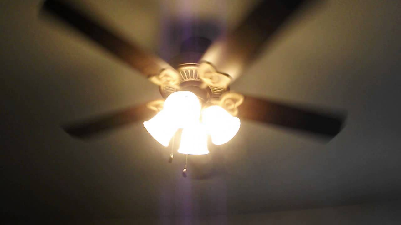 Hampton Bay Huntington Iii Ceiling Fan Recorded Yesterday