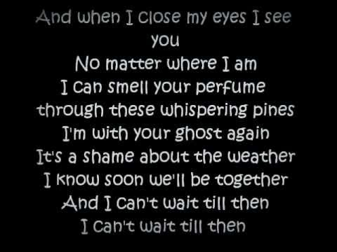 Zac Brown Band - Colder Weather Lyrics