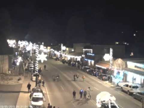 2015 Festival of Lights Parade - Ruidoso, New Mexico