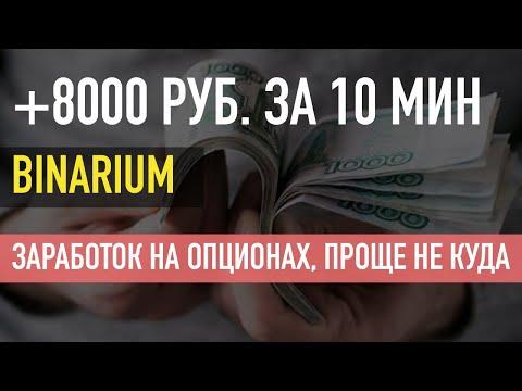 100% прибыльная стратегия на бинарные опционы   Binarium