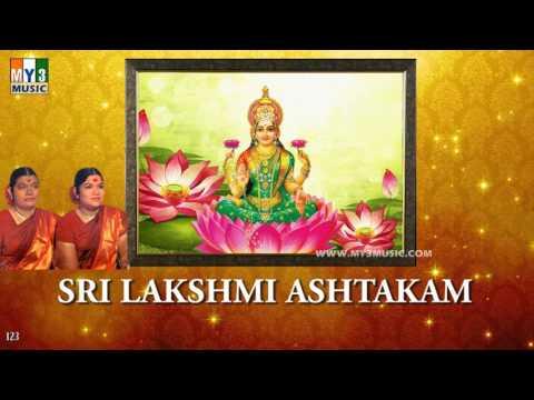 SRI LAKSHMI ASHTAKAM BY Soolamangalam...