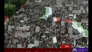 مسيرات يمنية حاشدة تحيي يوم القدس العالمي في صنعاء .. 23-6-2017 thumbnail