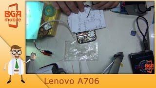 видео Lenovo A850 лже-зарядка.