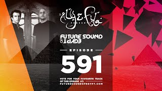 Future Sound of Egypt 591 with Aly & Fila (Miami Music Week Special)