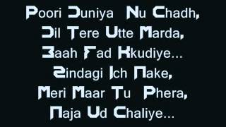 A-Bazz Pehli Nazar Me (Lyrics) By Abhishek - YouTube.flv