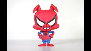 Spider-Man Into the Spider-verse SPIDER-HAM Funko Pop review