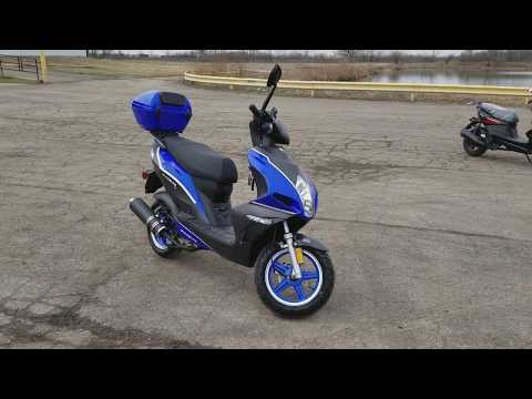 Znen F35 50cc & 150cc Scooter Moped For Sale From Saferwholesale.com