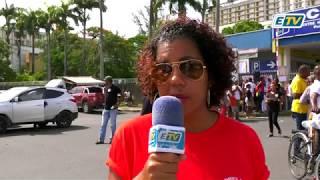 Etat d'urgence au CHU de Guadeloupe: le personnel veut se faire entendre!