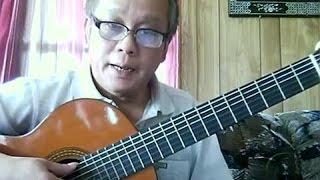 Đệm BOSTON phần 1 - căn cản (Bao Hoang Guitar)
