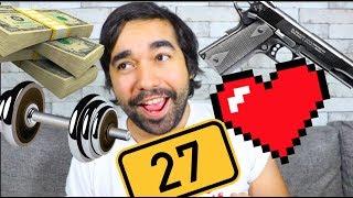 27 COSAS que aprendi a los 27